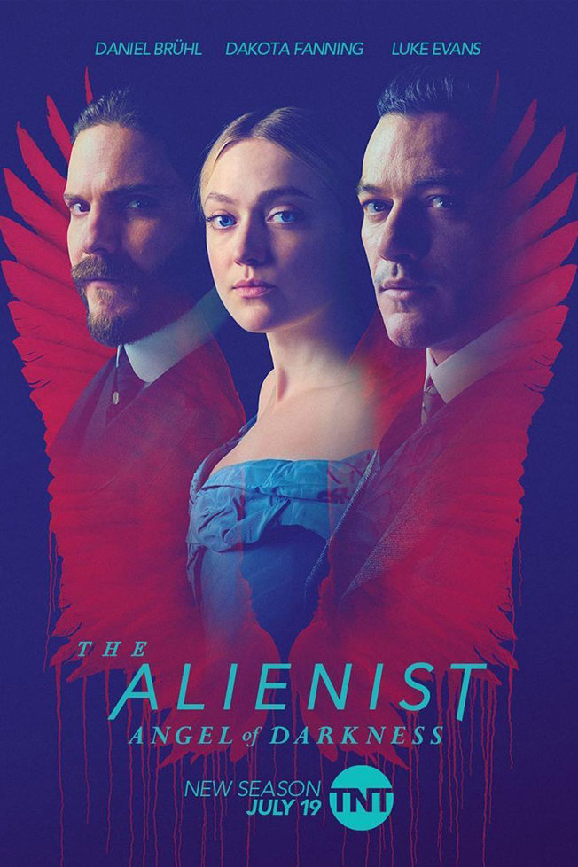 THE ALIENIST : ANGEL OF DARKNESS